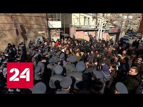 Политический кризис в Армении: болезненное переосмысление. Вести в субботу - Россия 24