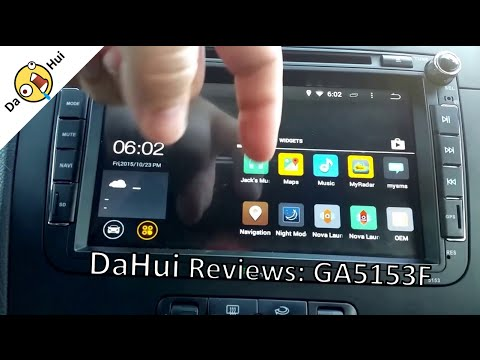 How to update your Android Car Head Unit with recovery mode Eonon