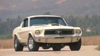 Mustang Tribute