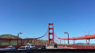 San Francisco Bridge - Golden Gate
