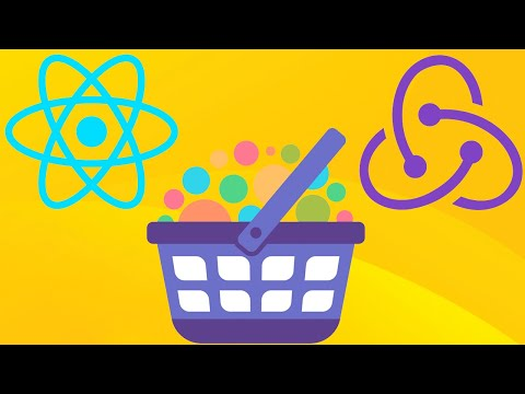 React & Redux Tutorial - Full Shopping Cart in 4 Hours [2020