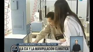 V7inter: La CIA y la manipulación climática