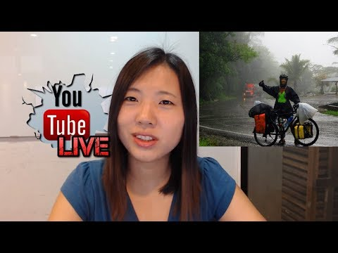 How was cycling in South America?  | Livestream