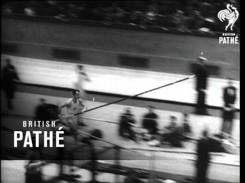 16 Ft Barrier Crashed In Pole Vault  (1962)
