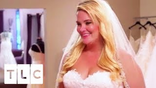 Plus Sized America's NEXT TOP MODEL Is Getting Married | Curvy Brides