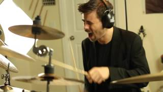 "Drumming ""Tripping Billies"" by Dave Matthews Band - Harry Miree"