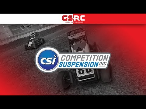 iRacing : CSI Shocks Spring Series -  Round 3 - Volusia Speedway Park