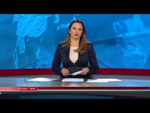 News Edition in Albanian Language - 25 Nëntor 2017- 19:00 - News, Lajme - Vizion Plus