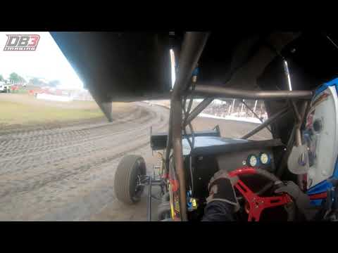 On-Board: Austin McCarl | River Cities Speedway | August 17, 2018