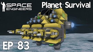 Space Engineers Planets - Ep 83 Dodo Mk 3 Ready