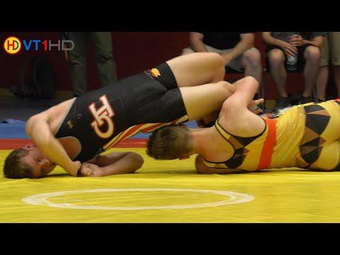 🤼 | WRESTLING | Friendship Fight (Freestyle) - 152 lbs | TESCHNER, F. (GER) vs. SHELDON, J. (USA)