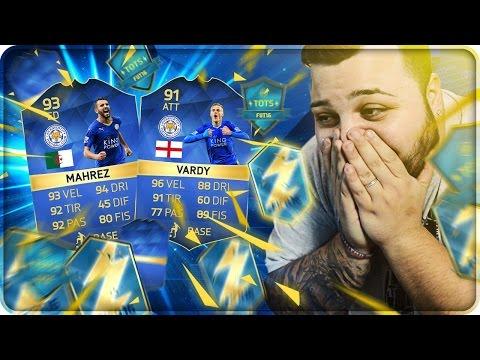 E' SUCCESSO L'IMPOSSIBILE !!! PACK OPENING TOTS BPL [FIFA 16]