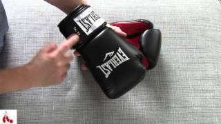 Everlast level 1 Boxing Gloves review