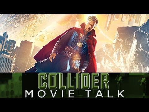 Doctor Strange IMAX Footage Review - Collider Movie Talk