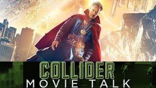 Doctor Strange IMAX Footage Review - Collider Movie Talk