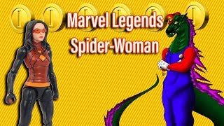 Marvel Legends Spider-Woman Review