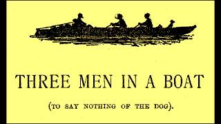 Three Men in a Boat (To say nothing of the Dog) PREFACE. Аудиокнига Трое в лодке не считая собаки