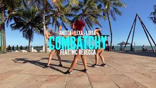 Baixar COMBATCHY / Anitta, Lexa, Luisa Sonza feat. Mc Rebecca COREOGRAFIA AXEMOI