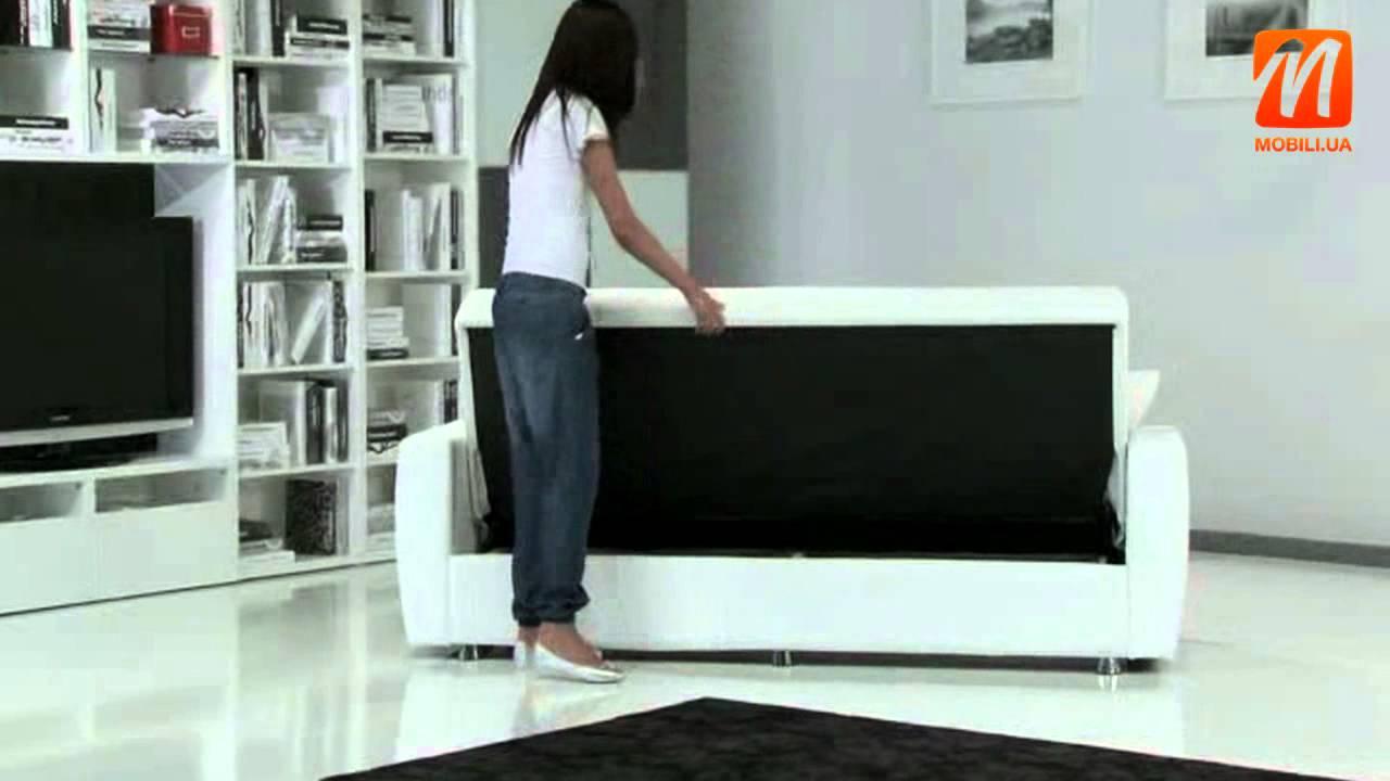 Купить диван в Киеве со склада - YouTube