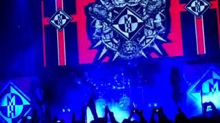 Machine Head - Bogota 2015 - Bulldozer