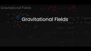 SPH4U/Grade 12 Physics: 6.1 & 6.2 Gravitational Fields