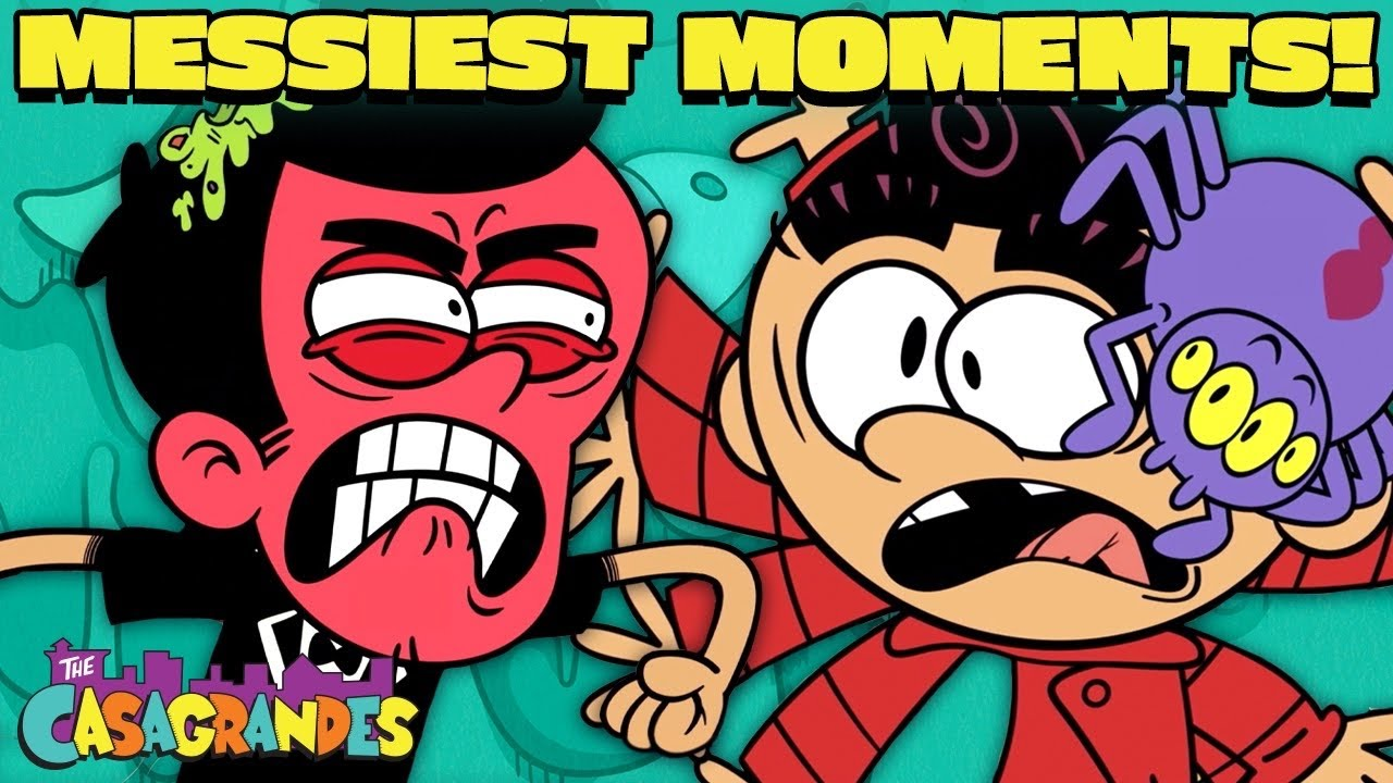 Download The MESSIEST Mercado Moments!   The Casagrandes