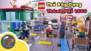 Anhktay lần đầu xây thành phố LEGO và câu chuyện nhân văn hết sức ToyStation 560