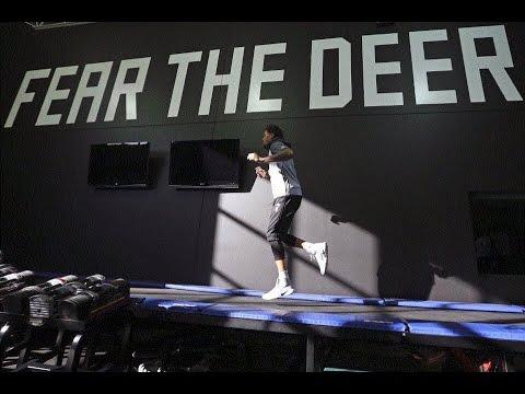 "Michael Beasley 2017- ""Out Of Darkness"" 山東高速, Houston Rockets, Milwaukee Bucks Mix"