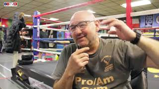GARY BOOTH: CORNERING WITH PETER FURY FOR POVETKIN FIGHT AND EXPERIENCE OF SAUDI ARABIA FOR BOXING