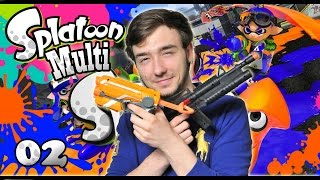 Let's Play Splatoon MULTI Fr Episode 2 ! UN PRO PGM CHINOIS SPLATOON LET'S PLAY FRANCAIS