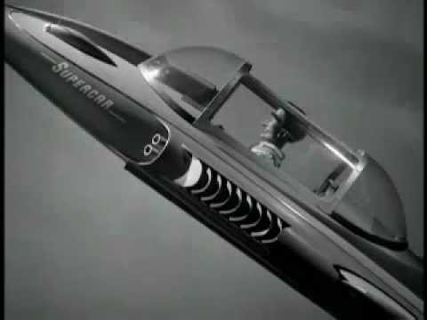 Supercar Theme Song in Spanish Espanol - Gerry Anderson