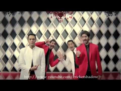 PEPSI IPL 2013 THEME SONG  Jumping zapak