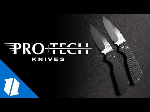 NEW Pro-tech Knives | SHOT Show 2017