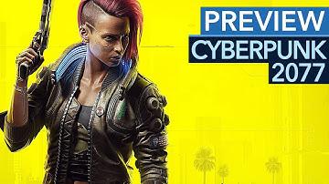 So funktioniert CYBERPUNK 2077! - Das neue Open-World-Rollenspiel der Witcher-Entwickler