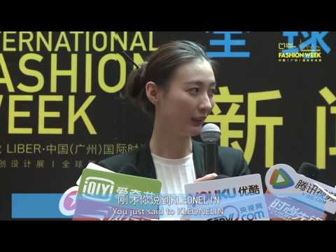 KLEONELIN——Guangzhou International Fashion Week