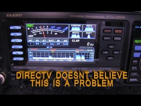 Amatuer Radio Interference Fix For DirecTv HR 24 – 200 DVR