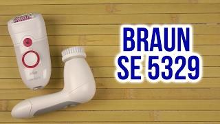 Розпакування BRAUN SE 5329