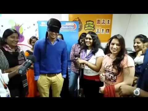 Actor Nikhil Kidnap Video At Radio City Hyderabad | Radio city 91.1 FM