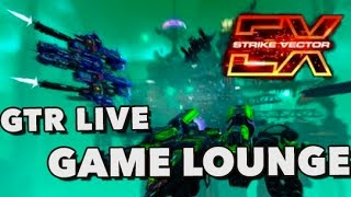 Strike Vector EX - Online Multiplayer (So Faaaassst!) - Game Time Lounge