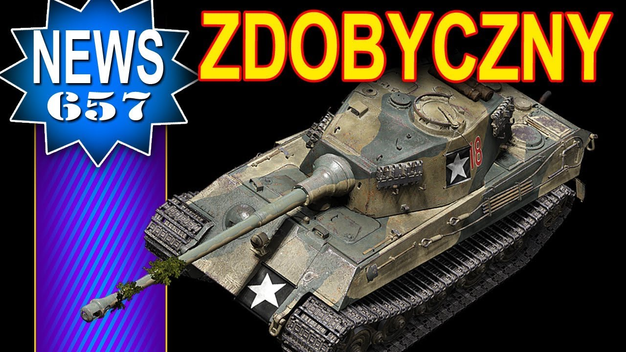 Zdobyczny Tiger 2 – jako premka 8 tier? – NEWS – World of Tanks
