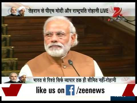 PM Modi speech from Tehran