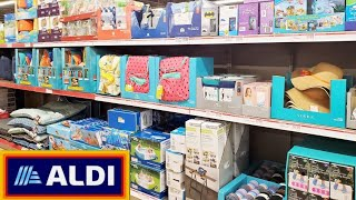 ALDI   ALL NEW IN STORE SHOP WITH ME
