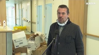Coronavirus, 90 nuovi posti letto all'ospedale di Bolzano