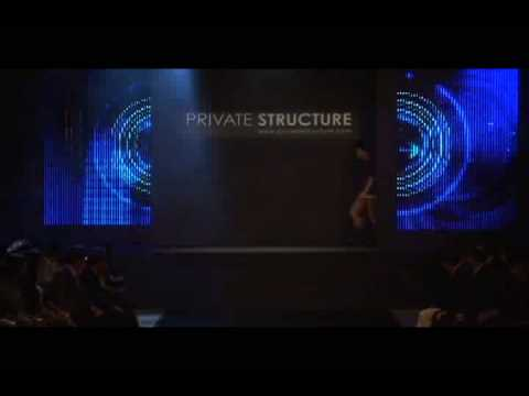PrivateStructure Taiwan Fashion Show Part 1/3