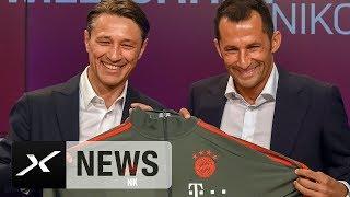 Die Antritts-PK von Niko Kovac beim FC Bayern München in voller Länge | Bundesliga | SPOX