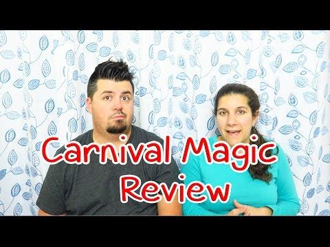 Carnival Magic 2016 Review
