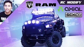 RC Modify 16 | Axial SCX10 Ram Power Wagon 4x4 [English]