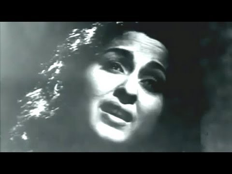 Oh Aasman Wale - Bina Rai, Lata Mangeshkar, Anarkali Emotional Song