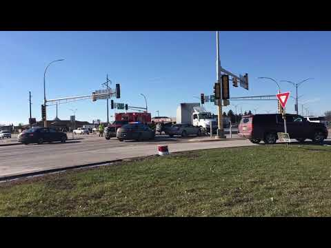 BREAKING NEWS: East Grand Forks Crash