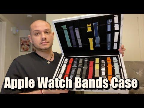 apple-watch-band's-luxury-storage-case